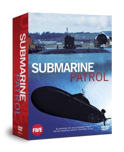 Submarine Patrol DVD
