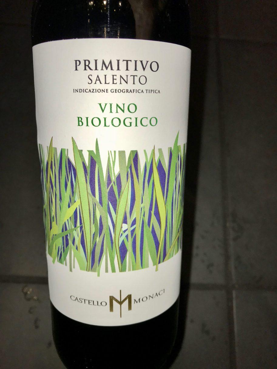 Primitivo Bio