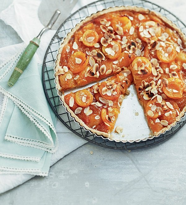 Tarte aux abricots amandine : une recette gourmande