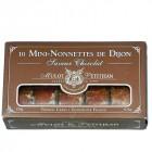 10 Mini-Nonnettes Chocolat 190g
