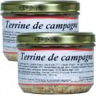 Terrine de Campagne 180g + 1 Gratuit