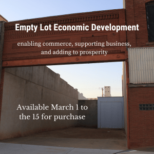 Empty Lot Economic Development video from SaveYour.Town