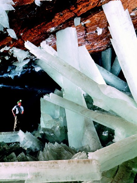 Caveofcrystals Il existe une cave de cristal ?