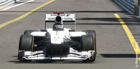 Project C.A.R.S. : Formule A