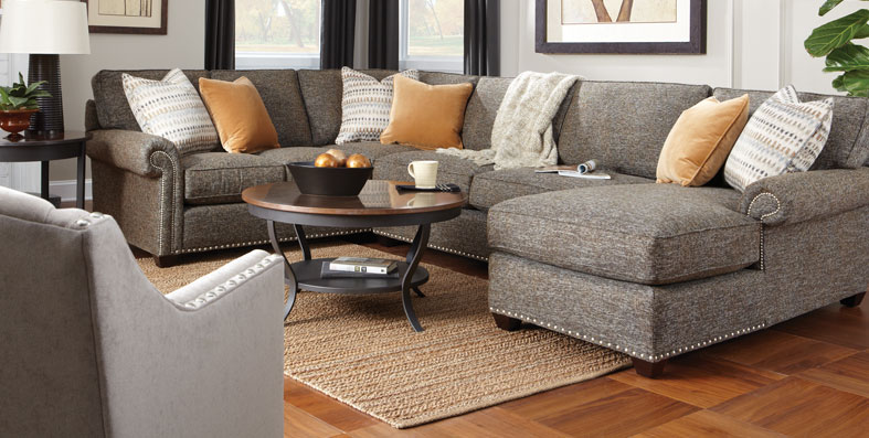 The Living Room Couch As The Focal Point In The House Savillefurniture