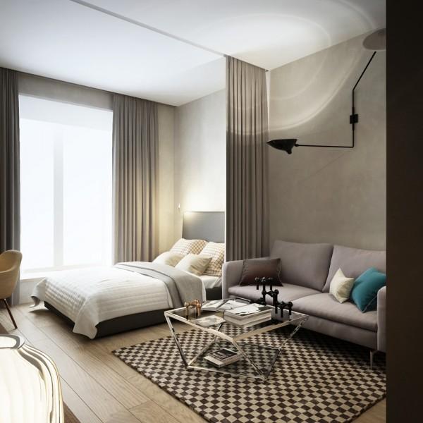 Inspiring Ideas Tiny Studio Apartment Savillefurniture