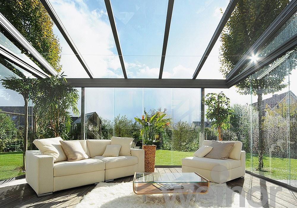 Terrazza Glass Patio Roof | Savills The Awning Company Ltd on Patio Cover Ideas Uk id=68811