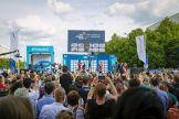 The Race. Berlin e-Prix, Alexanderplatz, Germany, Europe. Saturday 21 May 2016 Photo: Adam Warner / LAT / FE ref: Digital Image _L5R0770