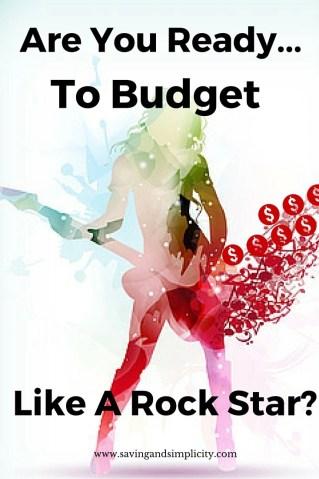budget like a rock star, debt