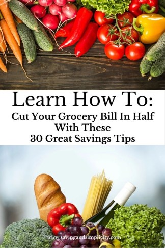 cut your grocery budget in half