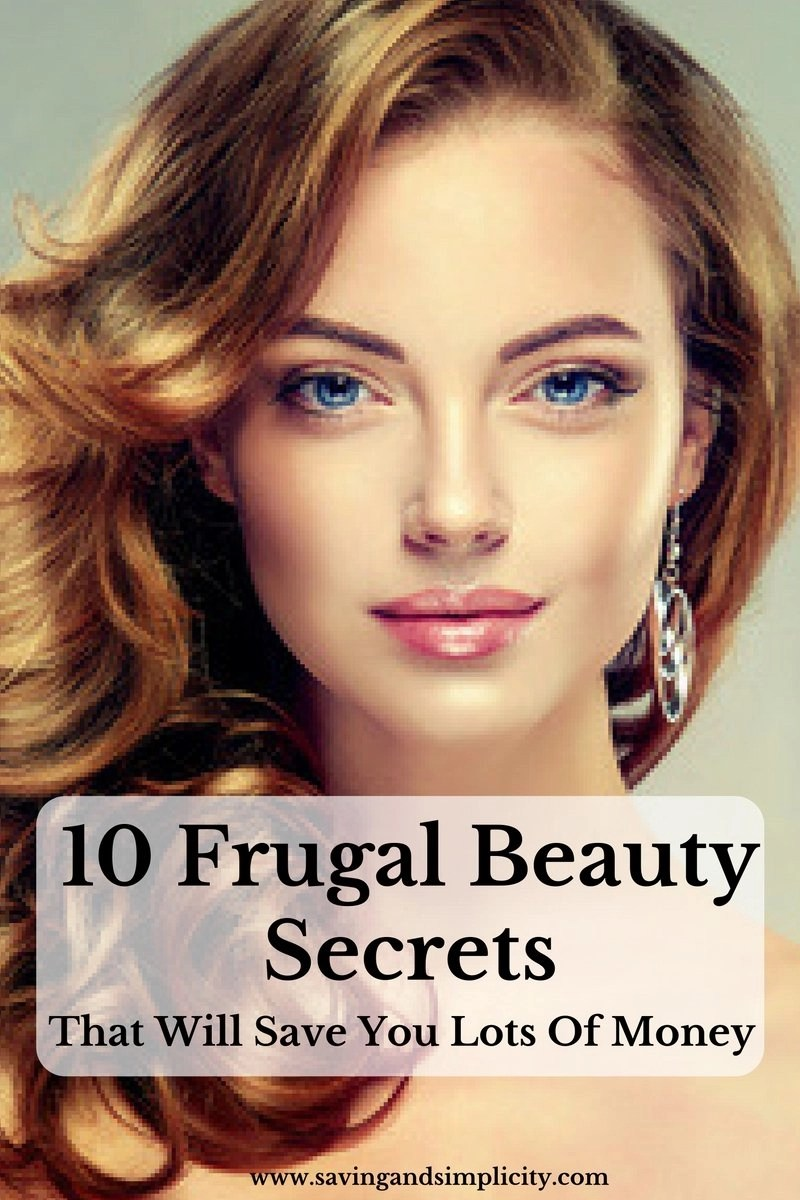25 Simple Money-Saving BeautyTips