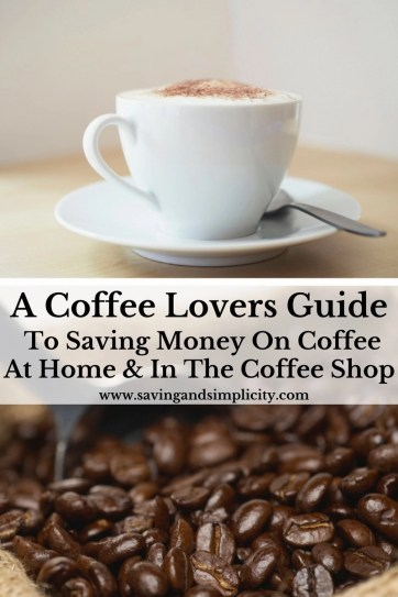A good cup of coffee makes the day. Coffee at home or at the local coffee shop can get expensive cup after cup. Learn money saving coffee tips today.