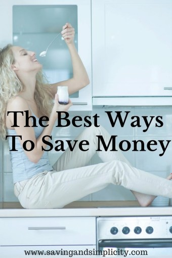 Are you looking to cut your home expenses and save more money? Here are 75 of the Best Ways to save money. #19 & #34 are great. Frugal living at its best.