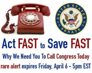 Act FAST to save FAST