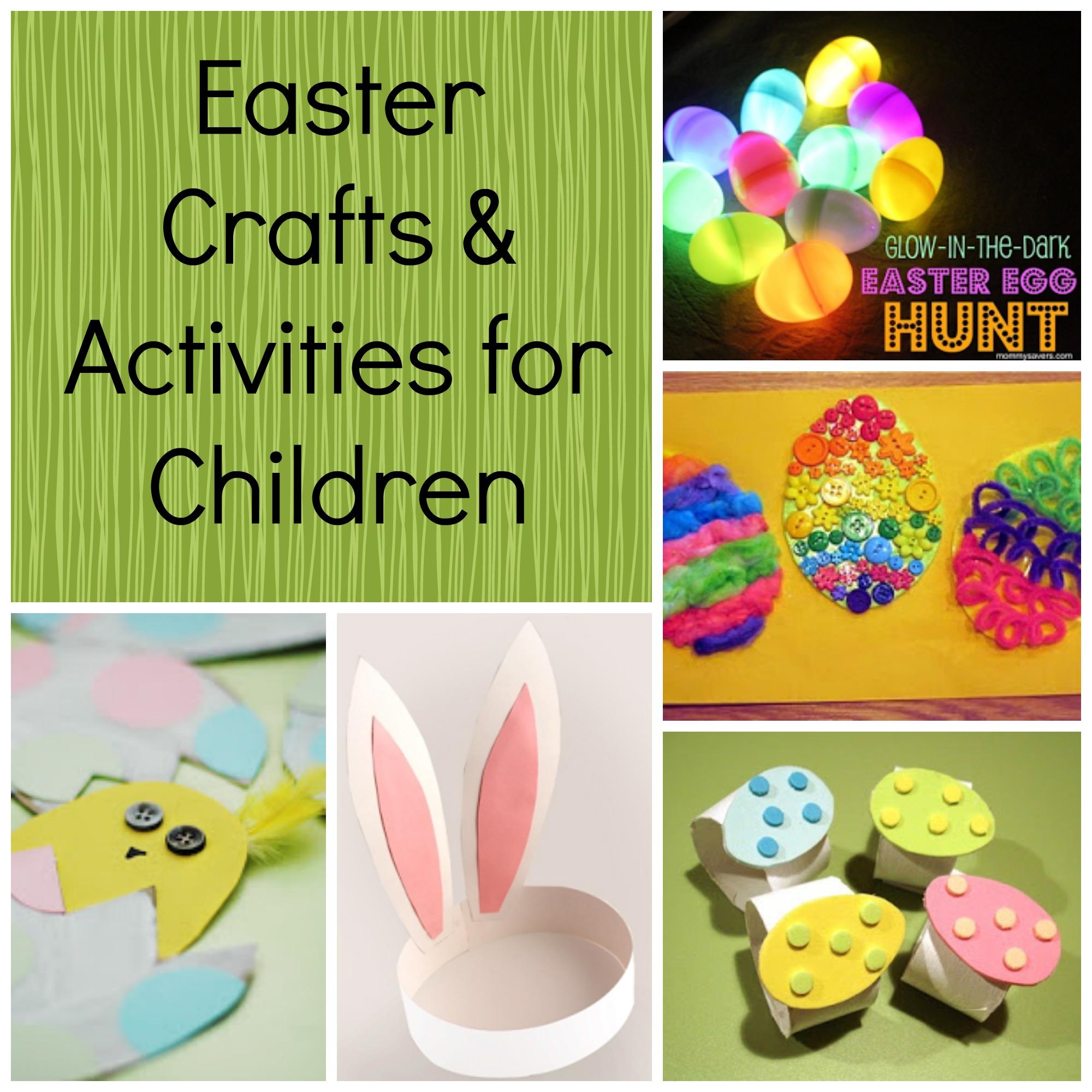 Easter Crafts Amp Activities For Children