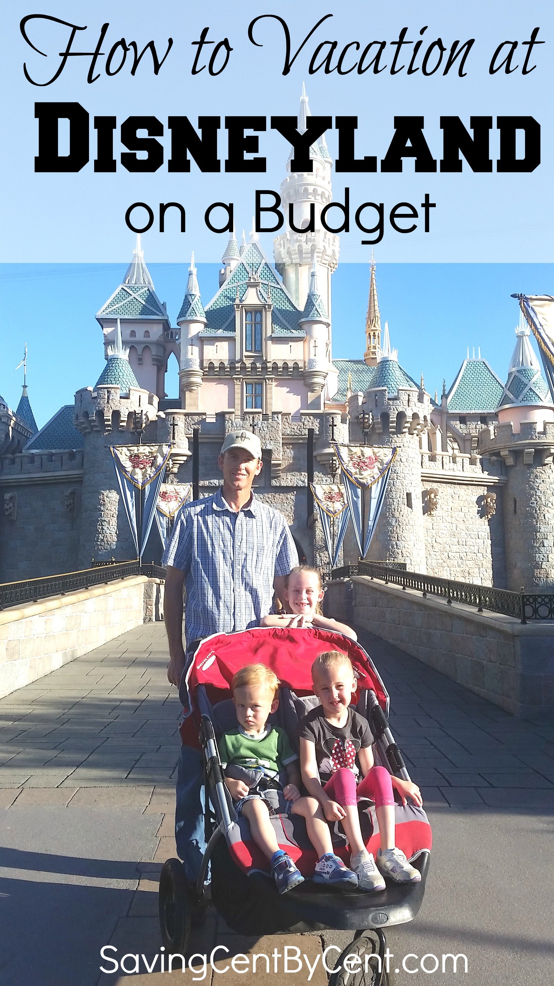 How To Vacation At Disneyland On A Budget Part 1