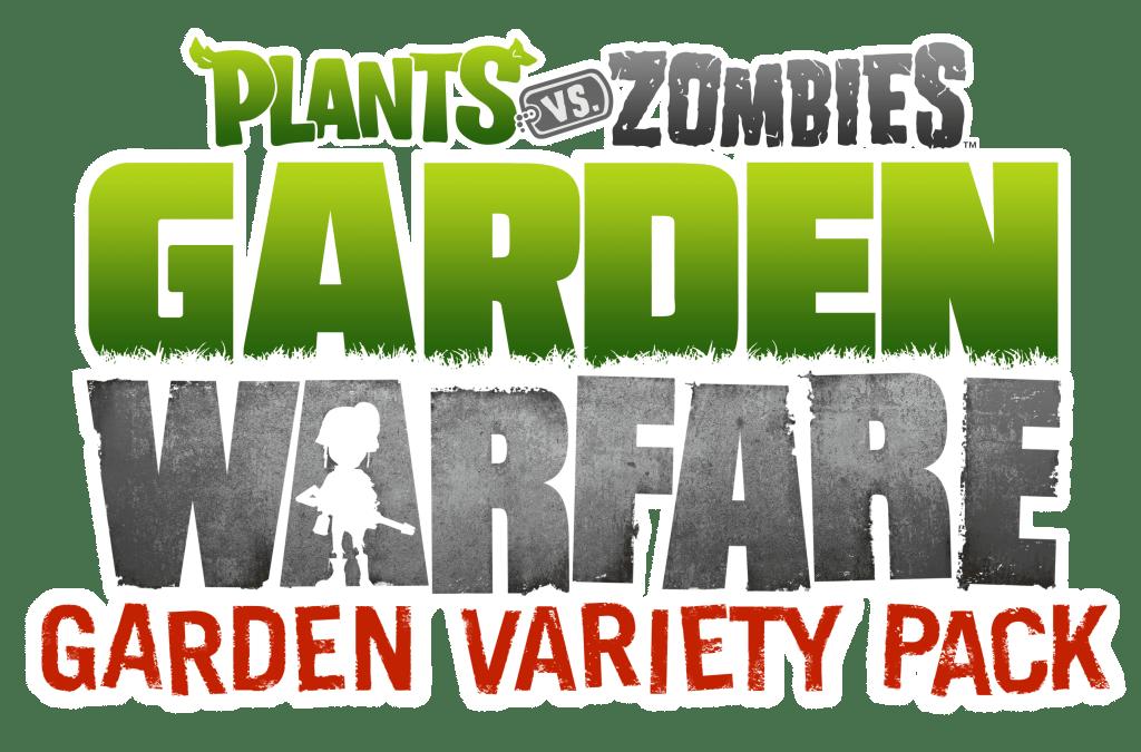 Garden Warfare_Garden Variety Logo