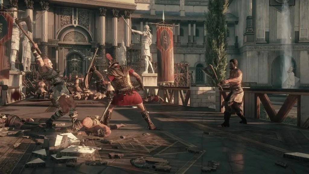 Rome 2 matchmaking