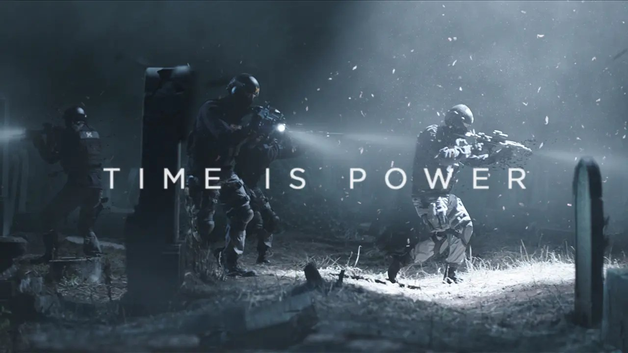 Quantum Break Cemetery Trailer Spotlight Words