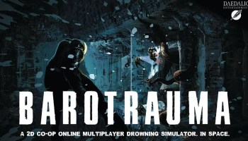 Barotrauma, the hilarious coop submarine simulator with a sci-fi