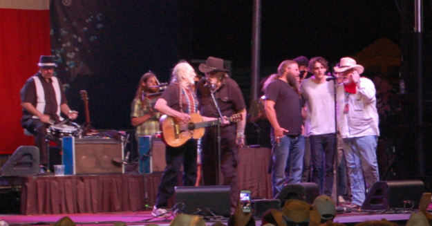David Allan Coe Back Performing After Bad Accident