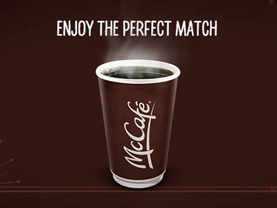 Enjoy Free Coffee From Mcdonald's