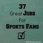 37 Great Jobs for Sports Fans