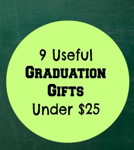 9 Useful Graduation Gfits Under $25