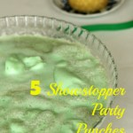 5 Showstopper Party Punches