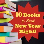 10 Books to Start the New Year Off Right!