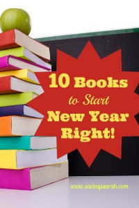 10 Books to Start New Year Right