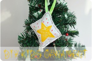 DIY Simple Ornament