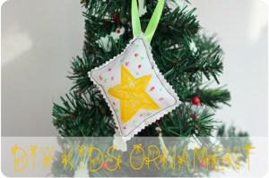 DIY Simple Ornament