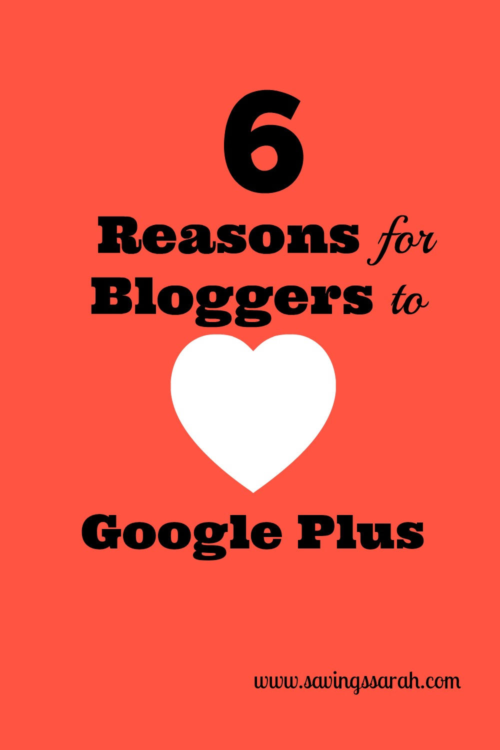 6 Reasons for Bloggers to Use Google Plus