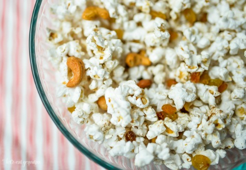 Garam Marsala Popcorn Mix