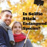 Is Selfie Stick Endangered Species?