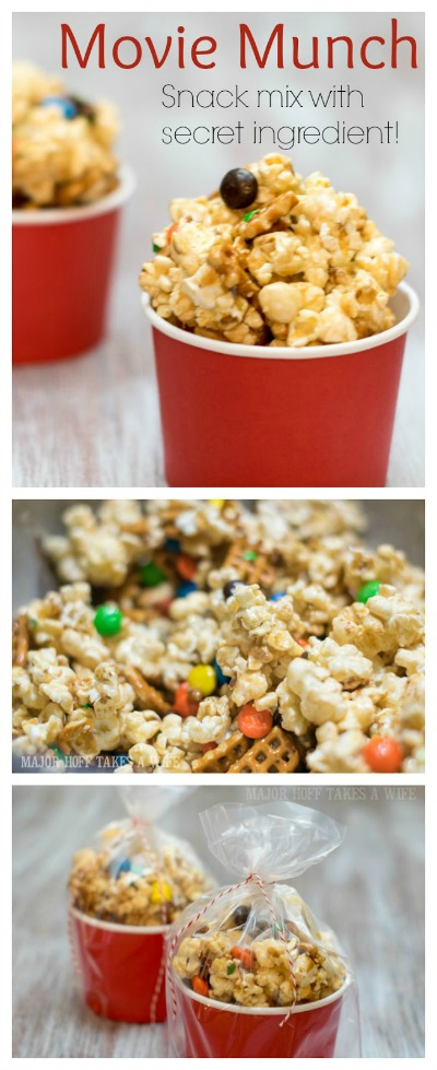Movie Munch Snack Mix