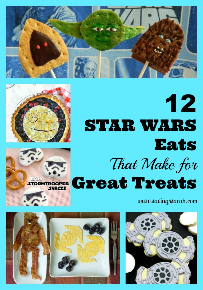 12 Star Wars Eats That Make for Great Treats