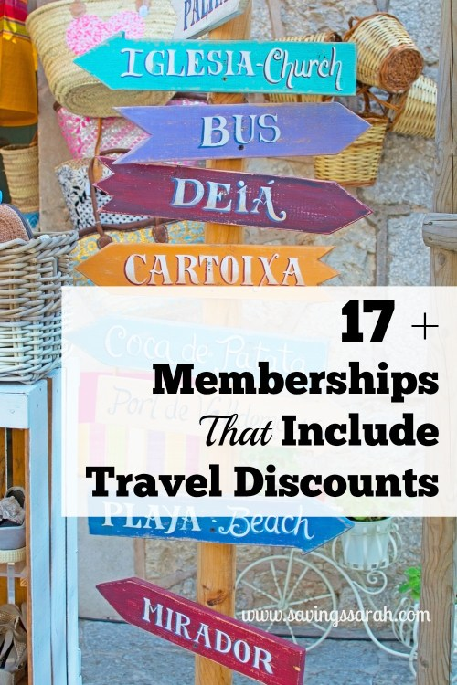17 Plus Memberships That Include Travel Discounts