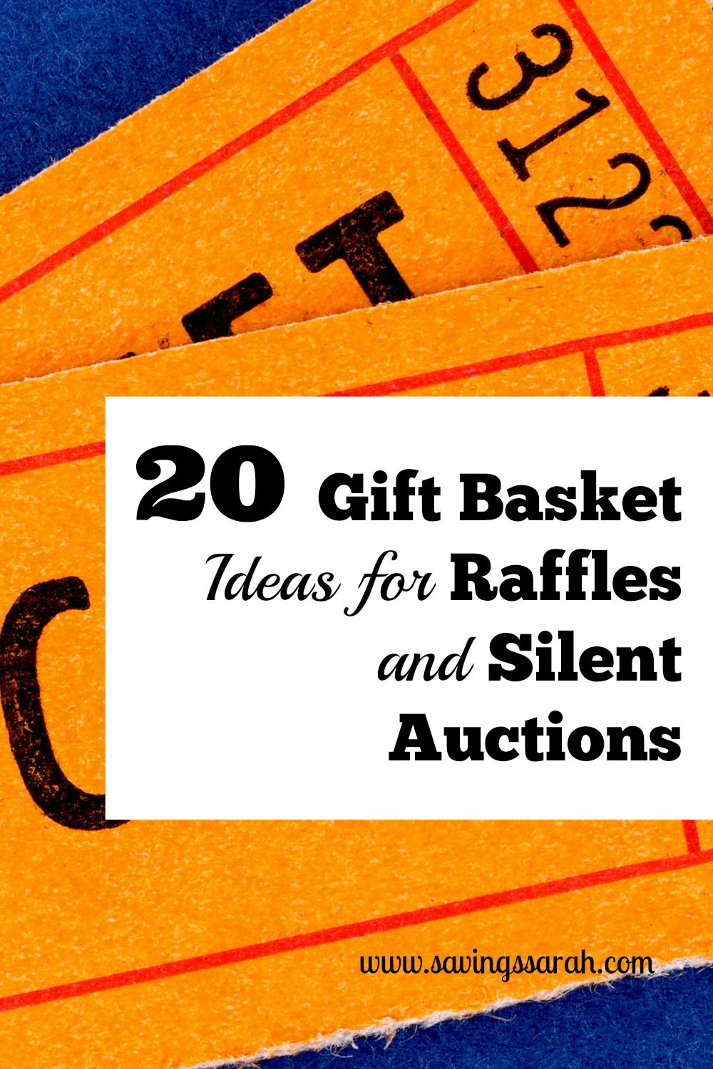 275 & 20 Gift Basket Ideas For Raffles and Silent Auctions - Earning and ...