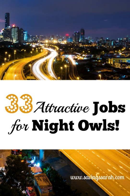 33 Attractive Jobs For Night Owls