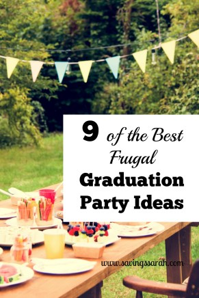 9 Of The Best Frugal Graduation Party Ideas
