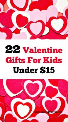 22 Valentines Gifts for Kids Under $15