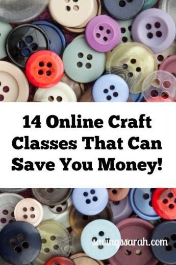 14 Online Craft Classes That Can Save You Money