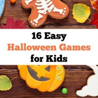 16 Easy, Inexpensive Halloween Games For Kids