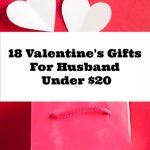18 Valentine's Gifts For Husband Under $20