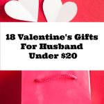 18 Valentine's Gifts For Husband Under $20