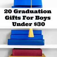 20 Graduation Gifts For Boys Under $30