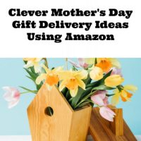 Clever Mother's Day Gift Delivery Ideas Using Amazon