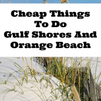 Cheap Things To Do In Gulf Shores And Orange Beach